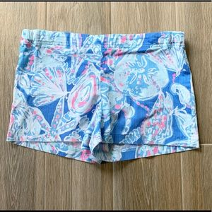 Lilly Pulitzer girls Shorts. Sz14
